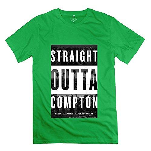 Men's NWA Straight Outta Compton 100% Cotton Tee