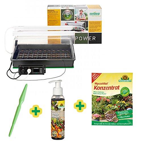 Romberg Maximus Gwachshaus Saver Set 1 Plant Sticks Supplied In