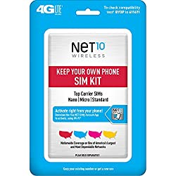 Image of the product Net10 Keep Your Own Phone that is listed on the catalogue brand of TracFone.