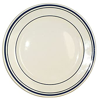 International Tableware Catania Diner-Style Dinner Plate 10 1/4u0026quot;Dia  sc 1 st  Amazon.com & Amazon.com: International Tableware Catania Diner-Style Dinner Plate ...