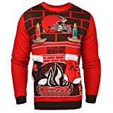 Cleveland Browns Ugly 3D Sweater - Mens Extra Large
