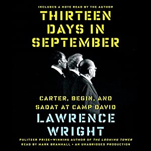 Thirteen Days in September Audiobook