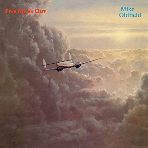 Mike Oldfield: Five Miles Out (Audio CD)