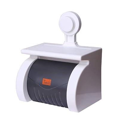 NAERFB Cuarto de baño WC/Bandeja Porta Toallas de Papel o Papel higiénico /Cuadro