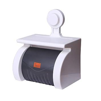 NAERFB Cuarto de baño WC/Bandeja Porta Toallas de Papel o Papel higiénico/Cuadro Cuadro de Tejido Impermeable: Amazon.es: Hogar