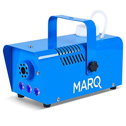 Marq Fog 400 Led | 400W Water-Based Special Effects Fog Machine With Blue-Col.. 10