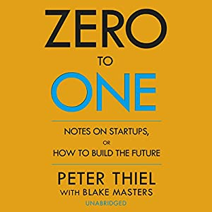 Zero to One Audiobook