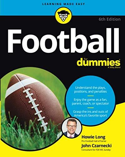 Football For Dummies (College Football 2018)