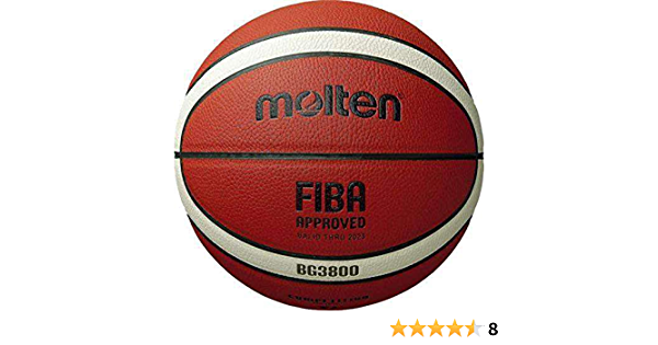 Molten bg3800 Indoor Outdoor Basketball FIBA Synthetic Leather gm7x gm6x gm5x gmx