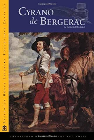 Cyrano de Bergerac - Literary Touchstone Edition (Cyrano Bergerac English Book)
