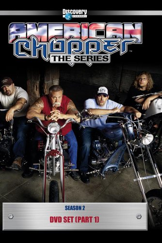 American Chopper Season 2 - DVD Set (Part 1) (Motorcycle Chopper Parts)