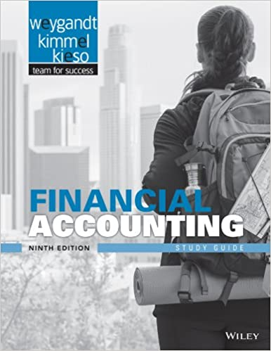 Study guide to accompany financial accounting jerry j weygandt study guide to accompany financial accounting 9th edition fandeluxe Choice Image