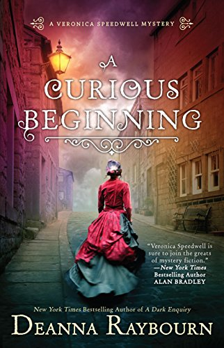 Image result for a curious beginning deanna raybourn