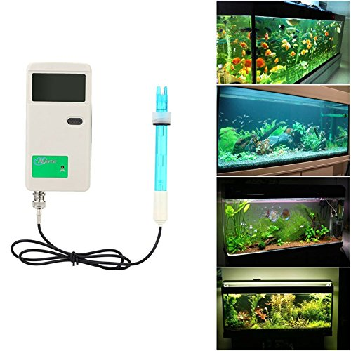 PH-3012 Replaceable BNC Probe Backlight LCD Adapter PH Meter Acidimeter Water Quality Monitor