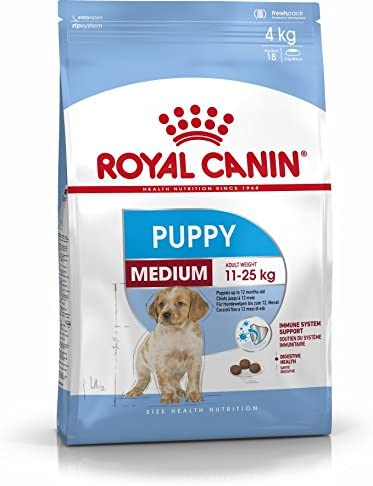Royal Canin C-08386 S.N. Medium Junior - 4 Kg
