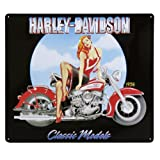 Harley-Davidson® Classic Models Pin-Up Girl Sign