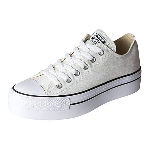 Amazon.com: Converse Chuck Taylor OX zapatillas de lona ...