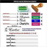 MINI ENCREUR personnalis/é TAMPON PR/ÉNOM