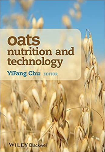 Book Oats Nutrition and Technology: Heart Health and Beyond