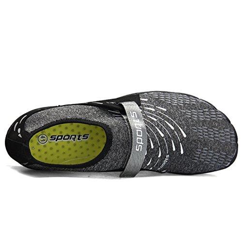 Trail Scarpe Barefoot Outdoor nero Fitness BAOLESEM Donna Uomo Running da B gTtw4Z