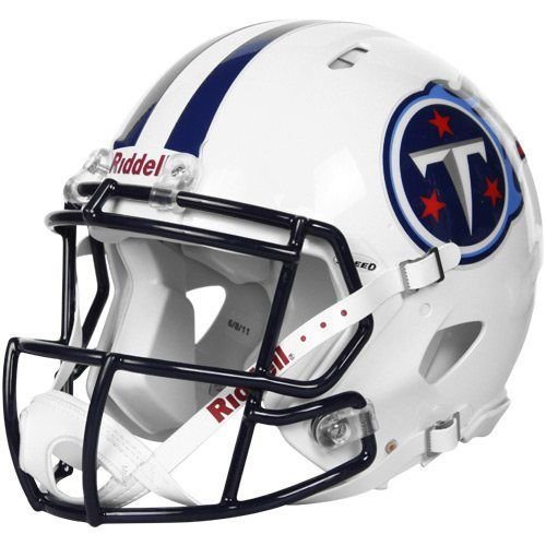 NFL Tennessee Titans Speed Authentic Football Helmet
