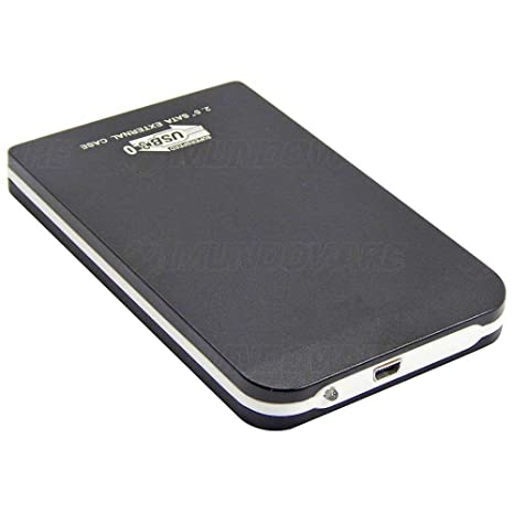 c96784be7 Case para HD 2.5 Notebook USB 3.0  Amazon.com.br  Informática