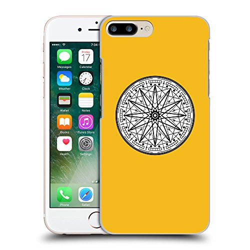 GoGoMobile Coque de Protection TPU Silicone Case pour // Q09760602 Mystique occulte 25 ambre // Apple iPhone 7 PLUS