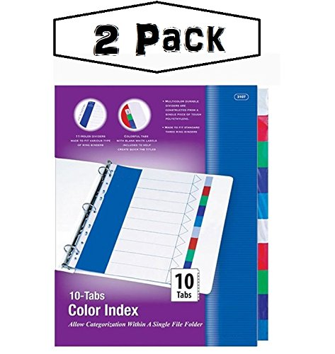 3 Subject Binder - 7