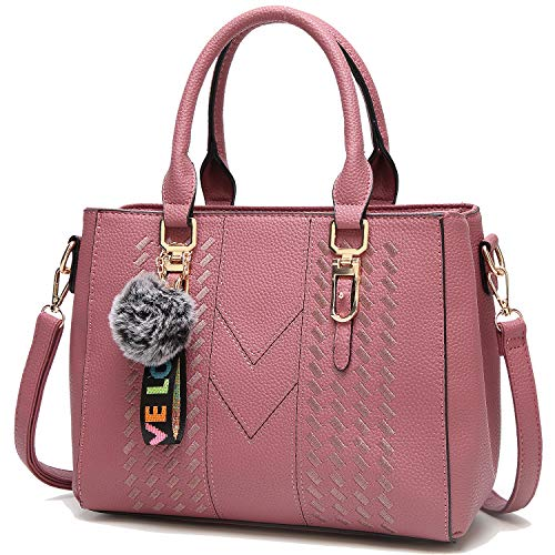 (YNIQUE Satchel Purses and Handbags for Women Shoulder Tote Bags)