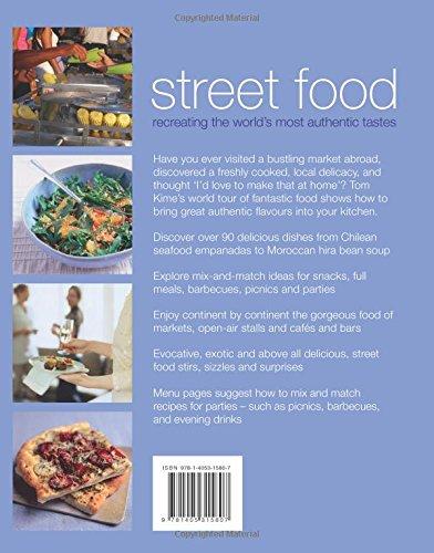 Street food tom kime 9780241200261 amazon books forumfinder Choice Image