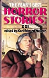 The Year's Best Horror Stories, , 0886775728