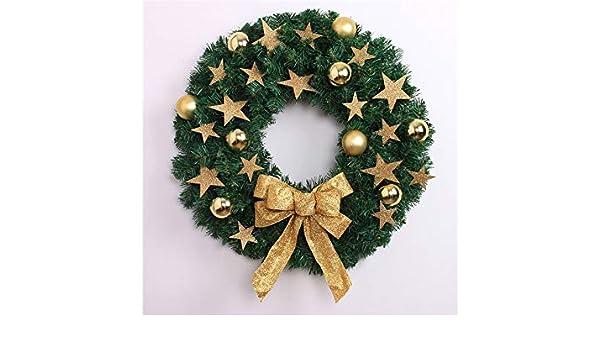 Amazon Com Yoioy Snowman Decoration Pentagram Christmas Garland