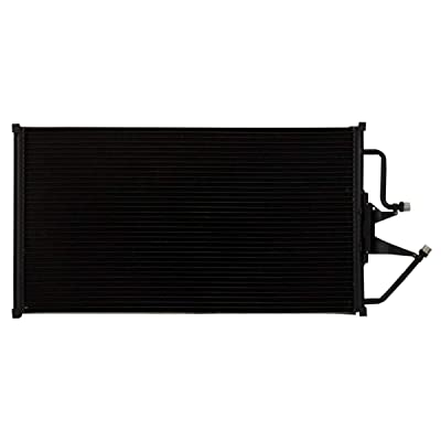 All Aluminum Condenser For Chevrolet GMC 4.3L 5.0L 5.3L 5.7L 6.0L 6.5L 7.4L 8.1L: Automotive