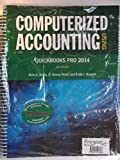 Computerized Accounting Using QuickBooks Pro 2014, Arens, Alvin A. and Ward, D. Dewey, 0912503483