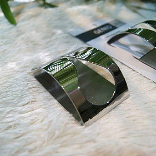 Silver ZACK ZK40073 SUJETA TOALLA ADHESIVO H.7,5 Acier Inoxydable 18//10