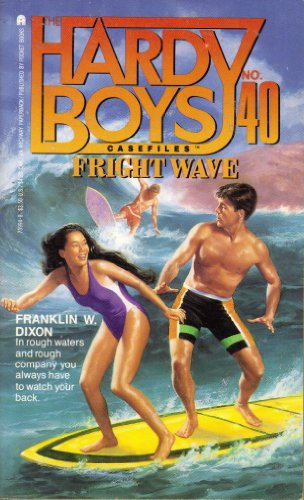 book cover of Fright Wave