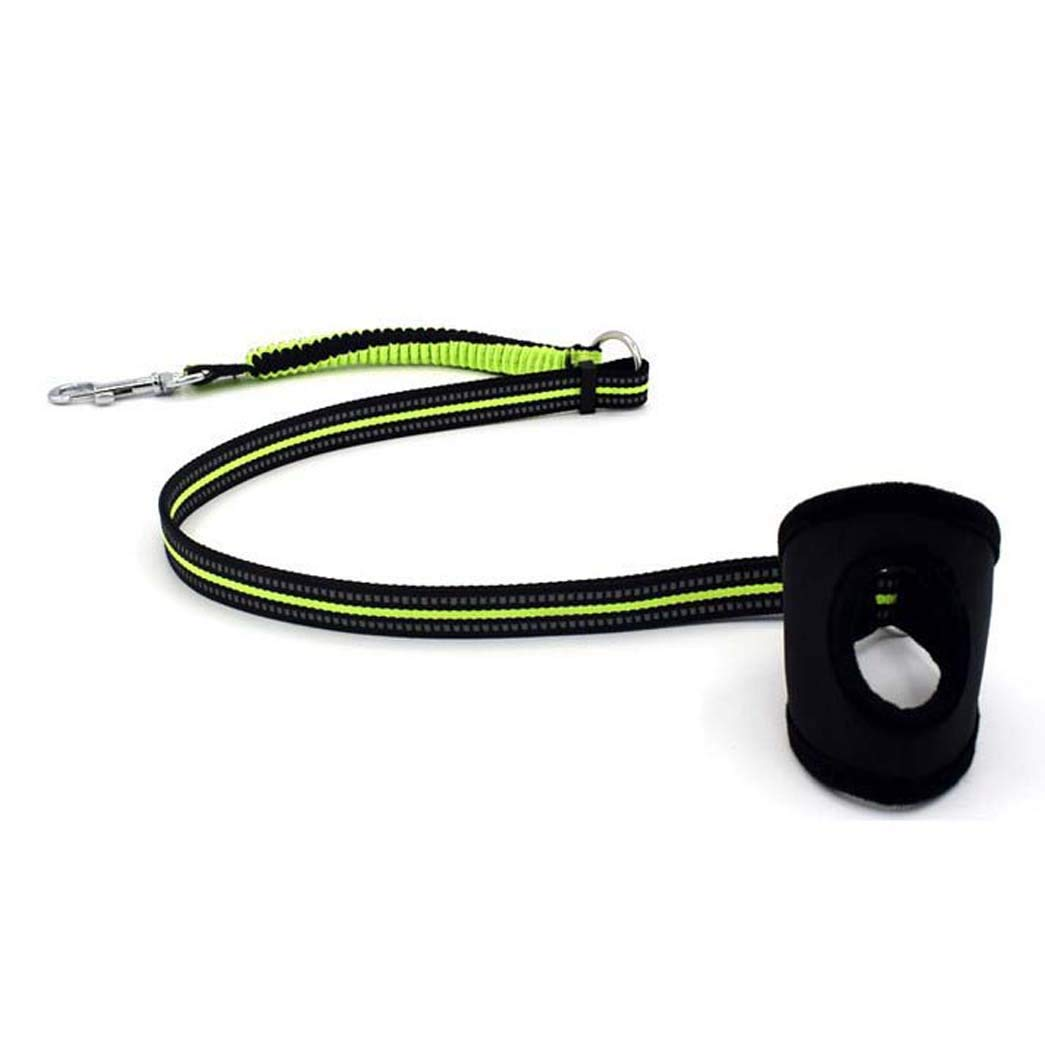 Dog Leashes Hand-Type Reflective Stretch Straps Retractable Nylon Dog Safety Rope Suitable for Free Running Jogging Or Walking