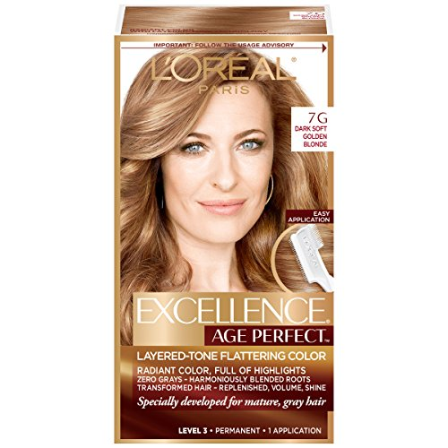LOreal Paris ExcellenceAge Perfect Flattering