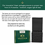 VAHDAM, Himalayan Green Tea Leaves (50+ Cups) I 100% NATURAL Green Tea I POWERFUL ANTIOXIDANTS I Best for Detox I… 14 SATISFACTION GUARANTEED - 100% MONEYBACK GUARANTEE - If you don't like the tea, we will issue a 100% REFUND immediately. No Questions Asked.