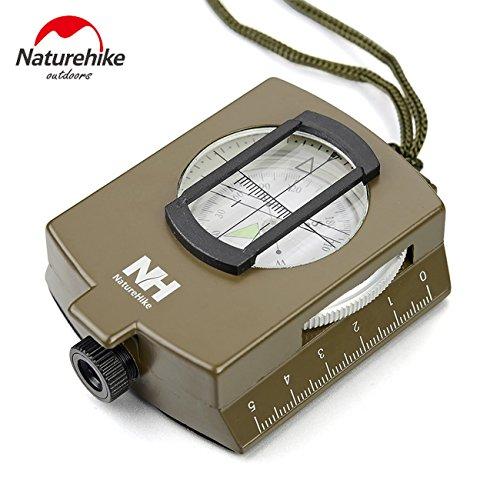 NatureHike多機能レンズデジタル地質アメリカコンパスマリンアウトドアキャンプ軍事スポーツナビゲーター用品