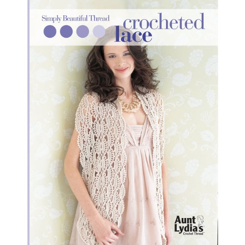 Simply Beautiful Thread Crocheted Lace ()