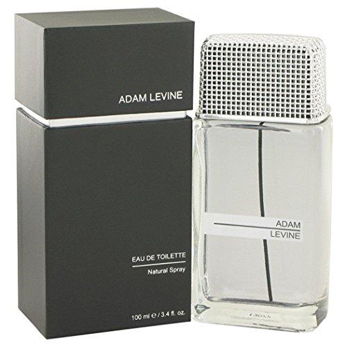 - Adäm Levïné Colõgne for Men 3.4 oz Eau De Toilette Spray +Free J C Vial -