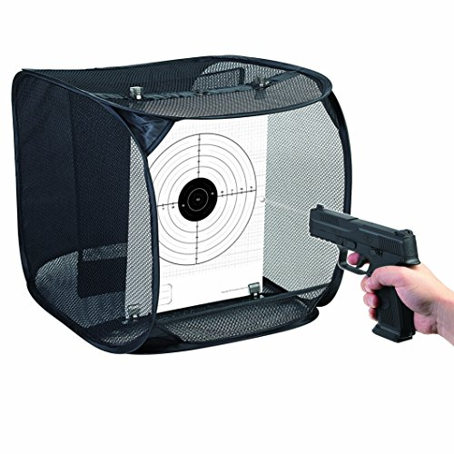 Airsoft Shooting Targets Paper 10 sheets with Stand Box by AirSoft (Image #1)