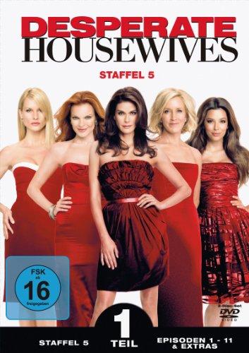 Desperate Housewives - Staffel 5.1 [3 DVDs] [Import allemand]