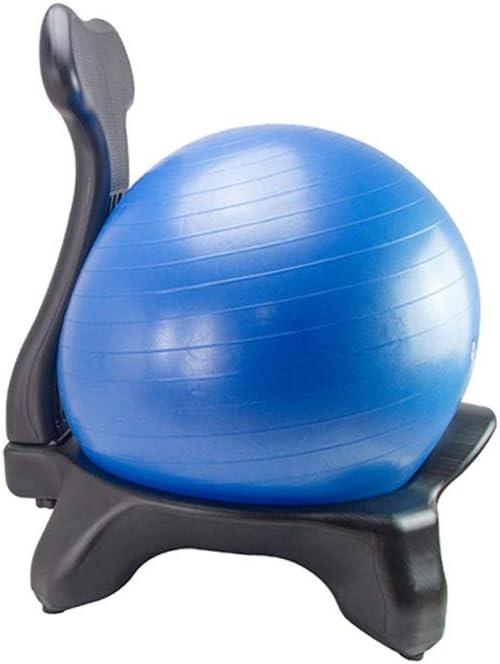 TMY Asiento de Bola de Yoga Oficina Fija Yoga Fitness El bebé ...
