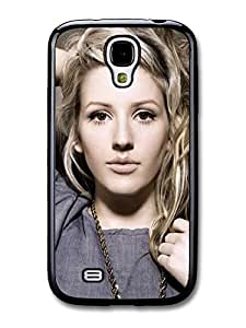 AMAF ? Accessories Ellie Goulding Singer Portrait with Chain case for Samsung Galaxy S4
