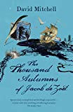Front cover for the book The Thousand Autumns of Jacob De Zoet by David Mitchell