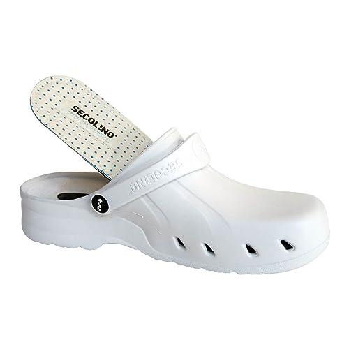 gran descuento f7fa0 bc91c Zuecos Sanitarios Secolino Clog Shoe