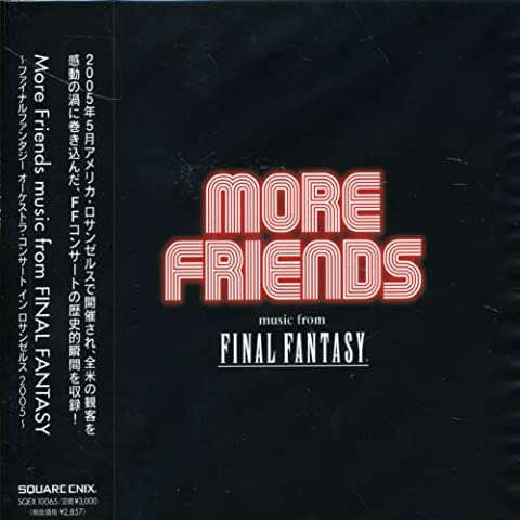 Final Fantasy, More Friends Music: Final Fantasy Orchestra Concert in Los Angeles 2005 (Black Symphony No 4)