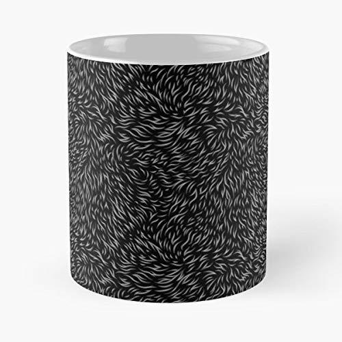 Omnivorous Mammal Pup Posture Pose - Best Gift Ceramic Coffee Mugs